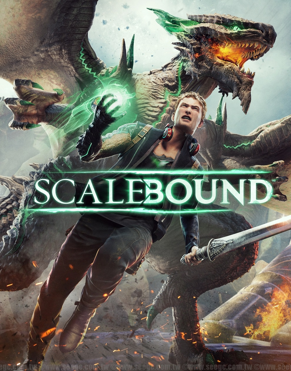 Scalebound Vertical Visual ID