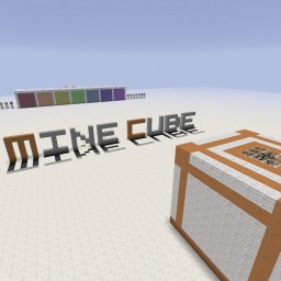 Minecraft-PE:密室地圖「MINECUBE」試玩
