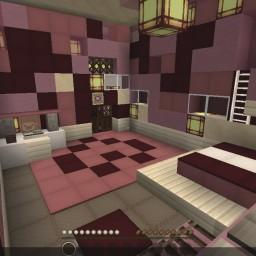 Minecraft-PE:解謎地圖「舊時的玩偶」試玩