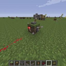 Minecraft-PE:紅石電路邏輯閘教學(三)NOR閘