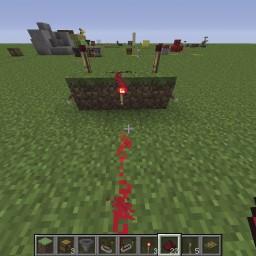 Minecraft-PE:紅石電路邏輯閘教學(四)AND閘