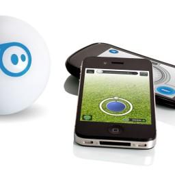 用手機遙控的實體玩具:Sphero和Ollie
