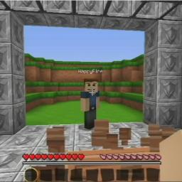 Minecraft-PE:跑酷地圖「迷你跑酷」影片