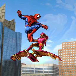 蜘蛛人-飛越無限: 動作順暢,與各世代的蜘蛛人一同冒險
