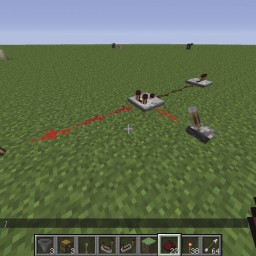 Minecraft-PE:紅石元件介紹(三)紅石比較器、紅石中繼器