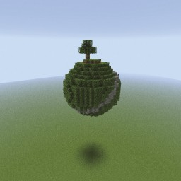 Minecraft-PE:建築進階教學(二)界王星攻略