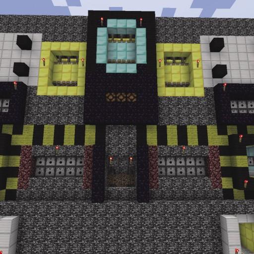 Minecraft-PE:要塞地圖「BOSS.LYD61」試玩