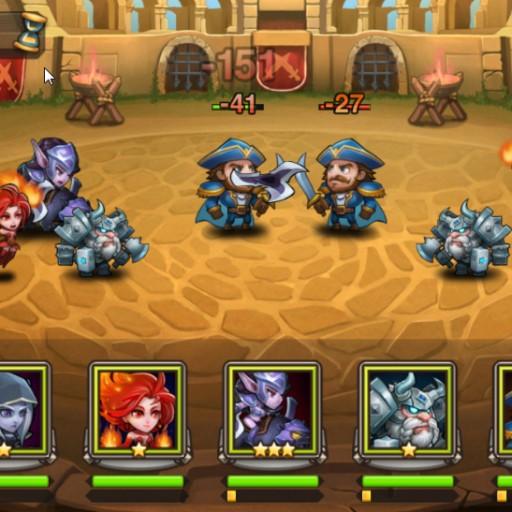 刀塔傳奇:戰隊等級快速提升法