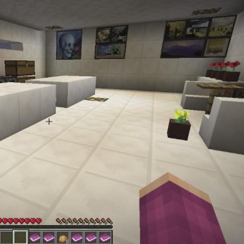 Minecraft-PE:解謎地圖「絕命危機-逃離危機」試玩