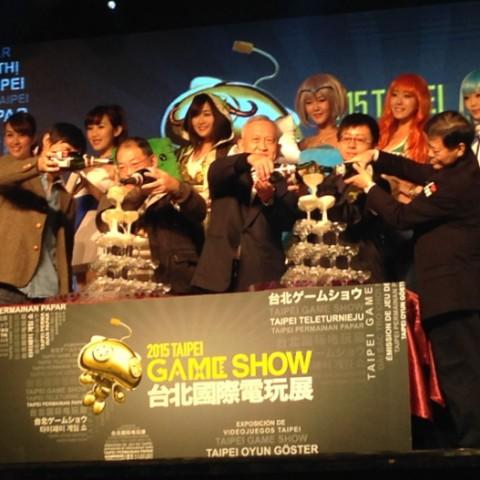 2015台北國際電玩展展前記者會:新遊戲、豪華卡司輪番上陣