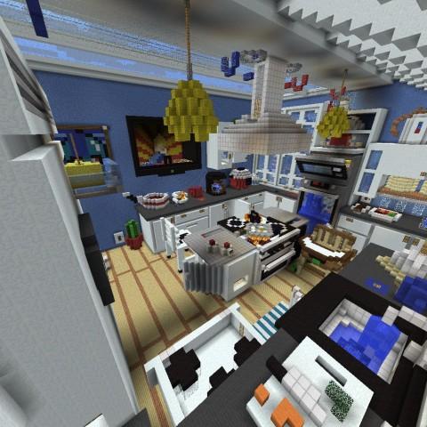 DIY建築比賽決賽作品4號:mouseland