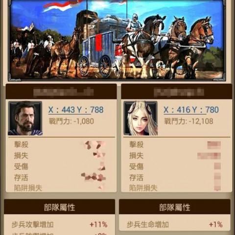 列王的紛爭(Clash of Kings):兵種特色,攻城&防守組合指引教學