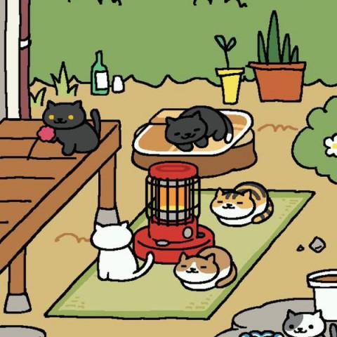 【funny game】收集各式各樣貓咪的怪怪手遊