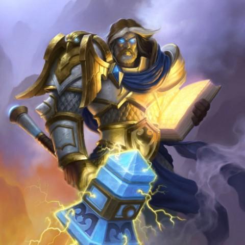 爐石戰記:種族特性攻略-聖騎士