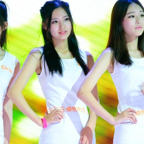 【2015 ChinaJoy】美女雲集PARTIV