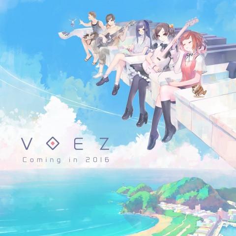 《VOEZ》雷亞第五款遊戲「VOEZ」官網初登場