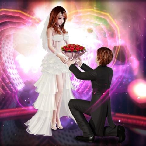 《LINE TOUCH舞力全開》今日不刪檔封測,情侶模式&結婚系統玩法公開,挑逗熱舞細胞!