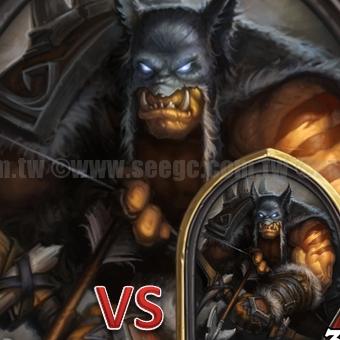 爐石戰記:排名模式牌組攻略-混合獵VS.獵人