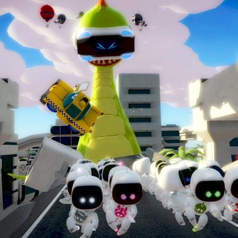 【2015 ChinaJoy】THE PLAYROOM VR