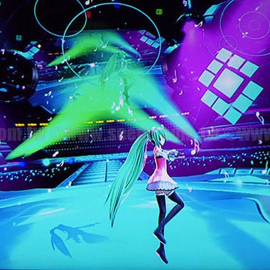 【2015 ChinaJoy】SEGA feat.HATSUNE MIKU project
