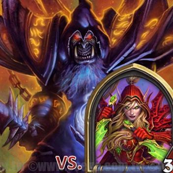 爐石戰記:排名模式牌組攻略-藍龍術VS.盜賊