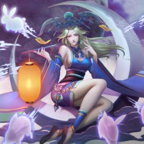 《神魔之塔》「月園宴會」中秋圓月團聚!收集祈月彩燈迎接「月宮聖后 ‧ 嫦娥」!