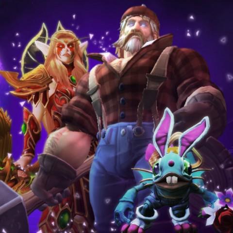 電競、Cosplay與優惠 Blizzard陪你歡樂過中秋!