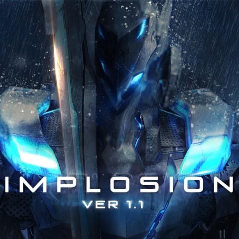《Implosion》1.1改版,新增駕駛員系統,透過全球排名考驗實力