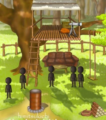 【funny game】我們的秘密基地