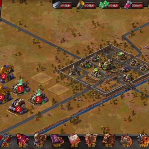 瘟疫戰爭-末日侵襲:誰說策略經營遊戲一定要生產武器?殭屍也可以!
