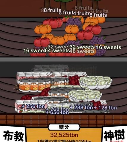 【funny game】跟著甜點教一起推廣各種甜點吧!