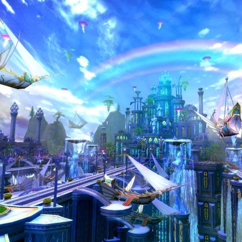 《神之榮耀》菁英試玩活動即將開啟,遊戲場景精美原畫同步釋出