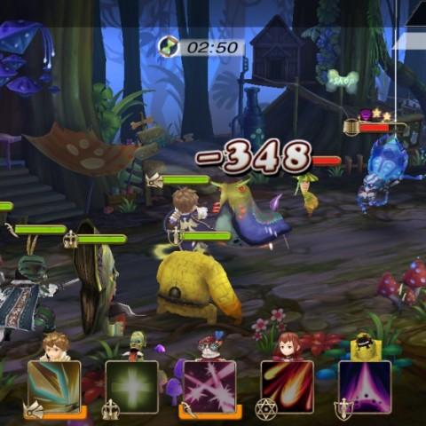 水晶契約 Magic&Cannon:巧妙地將日系RPG與策略養成融合在一起