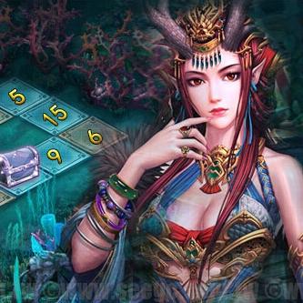 《混沌戰域》今日改版,推出「龍宮探寶」玩法