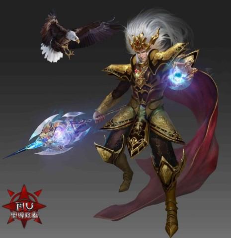 《MU:聖導降臨》曝光聖導師「王者披風」的奧秘,新服同步開啟