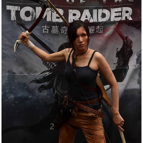 Xbox年底強檔鉅獻,Rise of the Tomb Raider《古墓奇兵:崛起》中文版今日隆重上市