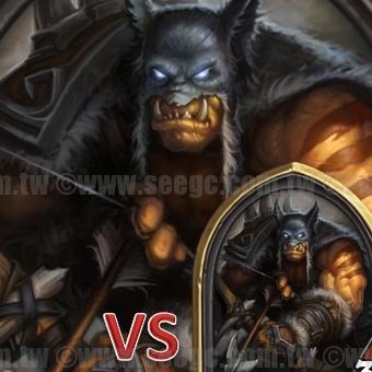 爐石戰記:排名模式牌組攻略-打臉獵VS.獵人