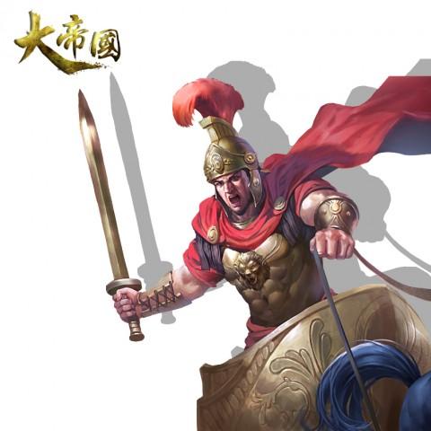 G妹遊戲《大帝國》今日解封征服非洲的「西庇阿」,漠北之戰12月中旬開打