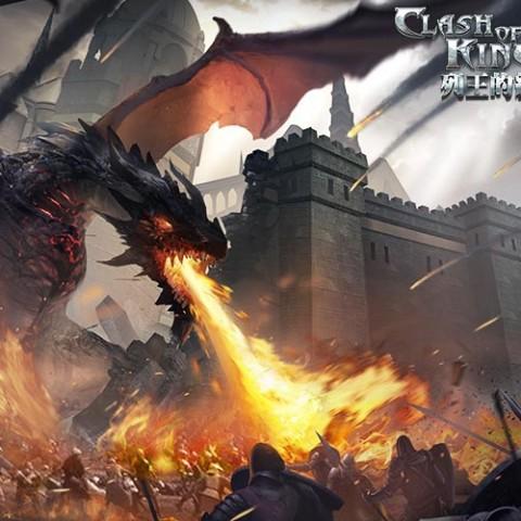 《列王的紛爭(Clash of Kings)》新版「雪白聖誕」提前開啟