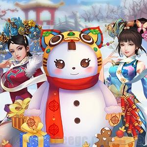 《後宮甄嬛傳》今日版本更新 一起來堆雪人吧!