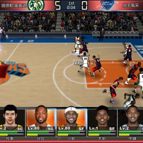 NBA范特西_2016夢之隊:體驗教練在球場上運籌帷幄的感覺