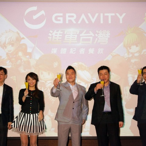 韓國遊戲商GRAVITY 台灣營運團隊正式成軍,經典IP仙境傳說系列等多款新作蓄勢待發