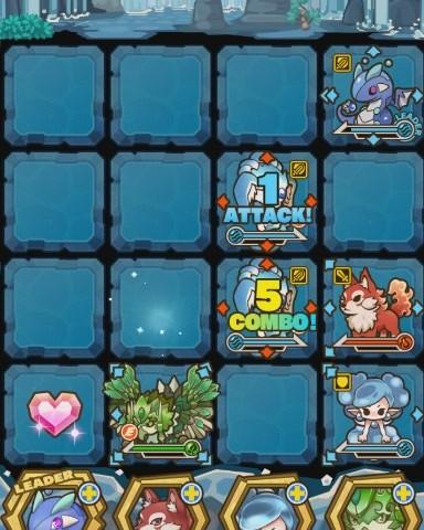 召喚圖板:以箭頭表示攻擊方向的棋寵新玩法,每走一步都需要思考策略