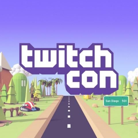 TwitchCon 2016向全球玩家募集最具創意的展覽提案
