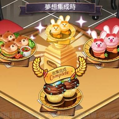 手機遊戲《快樂餐城》兒童節嘉年華,呆萌動物系列Cupcake食譜亮相