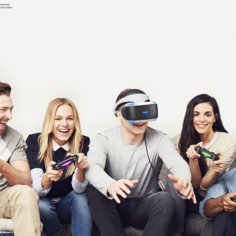 PlayStation®4專用虛擬現實裝置PlayStation®VR 2016年10月發售