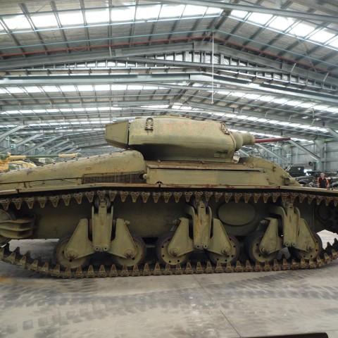Wargaming伴澳洲戰車AC1 Sentinel重返家鄉