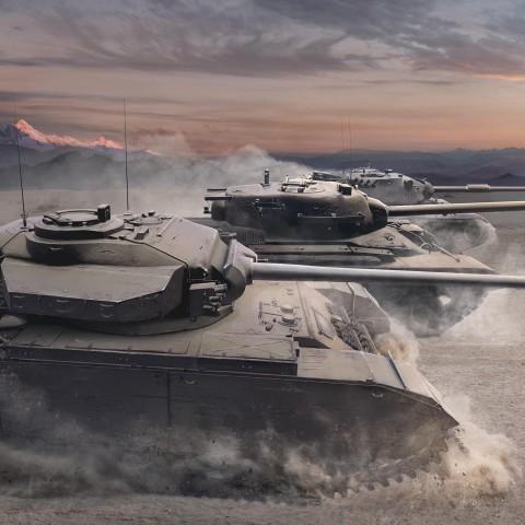《戰車世界:閃擊戰》登陸 Mac OS X系統,Wargaming提供多平台給所有玩家