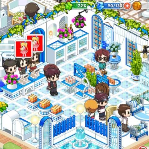 打工吧!便利商店:超商經營模擬,休閒賺賺錢,也有小遊戲可玩