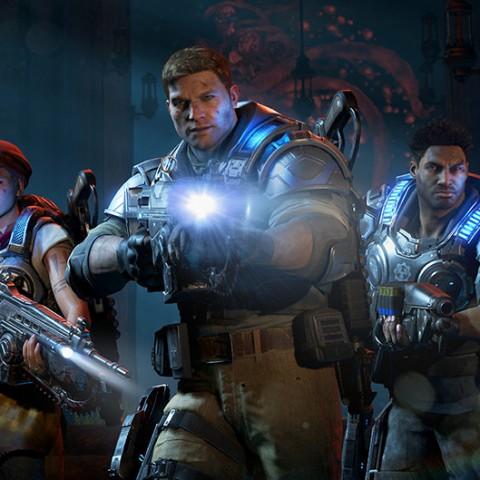 梗聲響起!Gears of War 4《戰爭機器4》數位版預購登場